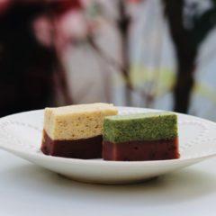浮島蒸羊羹 1個 200円~